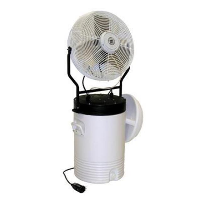 Where to find MISTING FAN,18 W 10-GAL.COOLER in Chicago