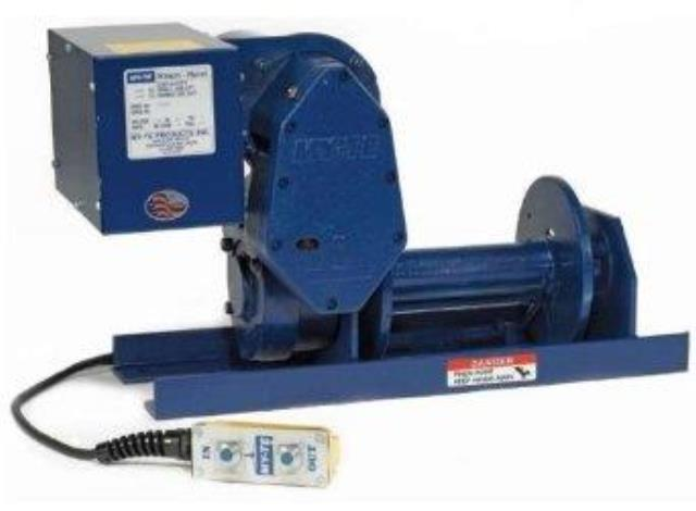 Where to find CABLE WINCH, ELEC. 110V in Chicago