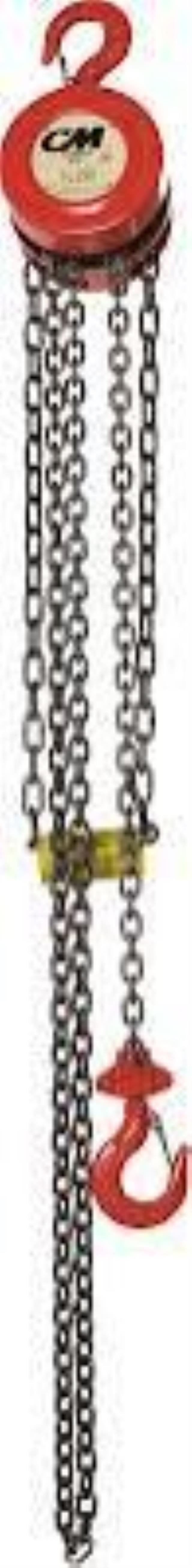 Where to find CHAIN HOIST, 1TON X 20 in Chicago