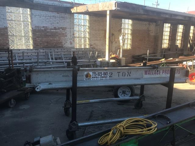 Where to find GANTRY, 2 TON in Chicago