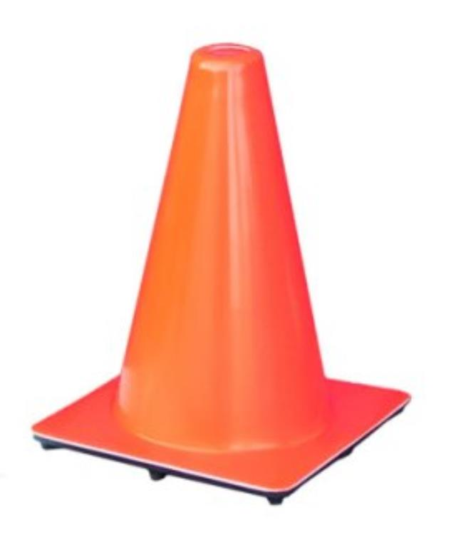 Where to find CONES,28 PVC ORANGE in Chicago