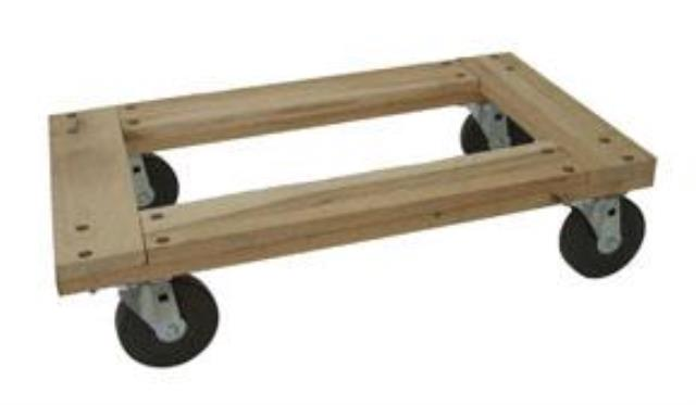 Where to find DOLLY, 4 WHEEL WOOD in Chicago