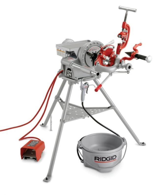 Where to find POWER HEADER, 300 RIDGID in Chicago