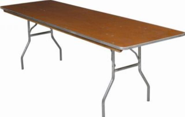 Fantastic Table Banquet 6 Foot X 30 Inch Rentals Chicago Il Where To Home Remodeling Inspirations Gresiscottssportslandcom